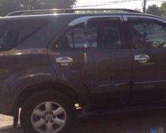Bán xe Toyota Fortuner 2.7V 4x4 AT năm 2011, màu xám giá 646 triệu tại Bình Dương