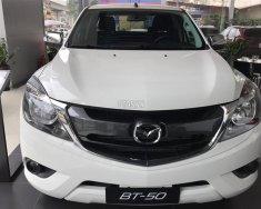 Bán xe Mazda BT 50 2.2 MT 4WD đời 2018, màu trắng, xe nhập giá 680 triệu tại Đà Nẵng