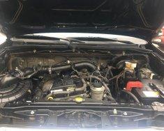 Bán Toyota Fortuner 2.7V 4x2 AT sản xuất 2012, màu đen giá 695 triệu tại Hải Phòng