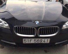 Bán BMW 5 Series 520i sản xuất 2015, màu đen chính chủ giá 1 tỷ 600 tr tại Tp.HCM