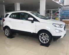 Bán Ford EcoSport sản xuất 2018, màu trắng giá 648 triệu tại Hà Nội