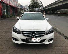 Bán Mercedes E250 sản xuất và đăng ký 2014, màu trắng, xe siêu lướt, biển Hà Nội giá 1 tỷ 475 tr tại Hà Nội