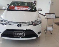 Bán Toyota Vios 1.5G 2018, màu trắng  giá 540 triệu tại Hà Nội