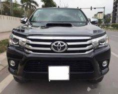 Bán xe Toyota Hilux 3.0G AT sản xuất 2016, màu đen, nhập khẩu  giá 776 triệu tại Hà Nội