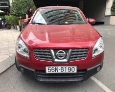 Cần bán Nissan Qashqai SE sản xuất năm 2008, màu đỏ, nhập khẩu giá 485 triệu tại Bình Dương