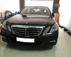 Bán Mercedes E250 sản xuất năm 2010, màu đen, xe nhập giá 820 triệu tại Đà Nẵng