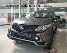 Bán tải Mitsubishi Triton Athlete 2018 1 cầu tự động, xám, nhập khẩu, góp 80%xe, LH Lê Nguyệt: 0988.799.330 giá 745 triệu tại Đà Nẵng