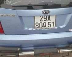 Bán Kia Morning LX 1.0 MT đời 2007, màu xanh lam, xe nhập giá 140 triệu tại Hải Phòng