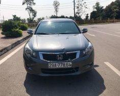 Chính chủ bán xe Honda Accord 2.0 AT đời 2010, màu xám, nhập khẩu giá 595 triệu tại Hà Nội