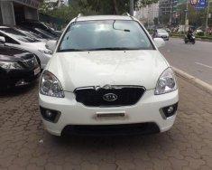 Salon bán xe Kia Carens 2.0AT sản xuất 2014, màu trắng giá 490 triệu tại Hà Nội