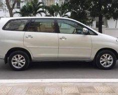 Bán xe Toyota Innova G đời 2009, màu bạc   giá 375 triệu tại Hà Nội