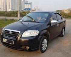 Bán gấp Daewoo Gentra 1.5 MT đời 2007, màu đen giá 170 triệu tại Hà Nội