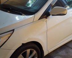 Bán xe Hyundai Accent đời 2014, màu trắng, nhập khẩu   giá 460 triệu tại Tp.HCM