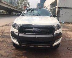 Bán xe Ford Ranger Wildtrak 3.2L 4x4 AT năm 2018, màu trắng, nhập khẩu giá 940 triệu tại Hà Nội