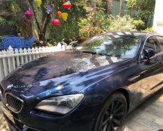 Bán BMW 6 Series 640i Gran Coupe năm 2013, màu xanh lam, nhập khẩu nguyên chiếc giá 2 tỷ 100 tr tại Tp.HCM