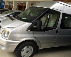 Bán xe Ford Transit Standard MID sản xuất 2018, màu bạc giá 815 triệu tại Tp.HCM