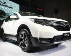 Bán Honda CR V L 2018, màu trắng, nhập khẩu giá 1 tỷ 68 tr tại Hà Tĩnh