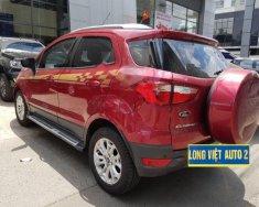 Bán Ford EcoSport Titanium 1.5L AT đời 2017, màu đỏ   giá 620 triệu tại Hà Nội