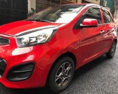 Bán Kia Morning Van 1.0 AT năm 2012, màu đỏ, nhập khẩu   giá 235 triệu tại Hà Nội