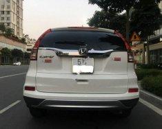 Chính chủ bán Honda CR V 2.4 AT đời 2015, màu trắng giá 900 triệu tại Tp.HCM
