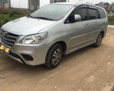 Toyota Innova 2.0E SX 2015 màu bạc, Hà Nội giá 605 triệu tại Hà Nội