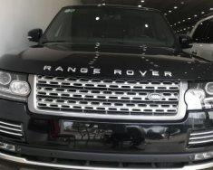 Cần bán gấp LandRover Range Rover 5.0 AT sản xuất năm 2015, màu đen, nhập khẩu nguyên chiếc giá 5 tỷ 699 tr tại Hà Nội