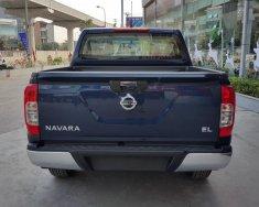 Bán Nissan Navara EL 2.5 AT 2WD đời 2017, màu xanh lam, xe nhập giá 669 triệu tại Hà Nội