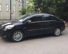 Cần bán lại xe Toyota Vios đời 2010, màu đen, 298tr giá 298 triệu tại Hà Nội