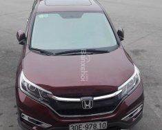 Bán ô tô Honda CR V 2.4 AT đời 2016, màu đỏ giá cạnh tranh. giá 930 triệu tại Hà Nội