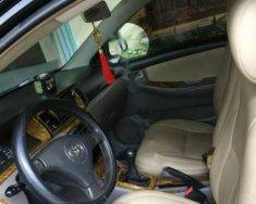 Cần bán lại xe Toyota Corolla J 1.3 MT sản xuất năm 2003, màu đen, giá chỉ 188 triệu giá 188 triệu tại Phú Thọ