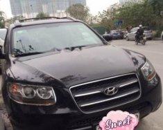 Bán Hyundai Santa Fe MLX 2.2L 2008, màu đen, xe nhập giá 452 triệu tại Hà Nội