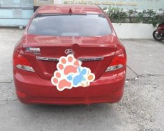 Bán xe Hyundai Accent 1.4 AT sản xuất 2015, màu đỏ, xe nhập   giá 520 triệu tại Tp.HCM