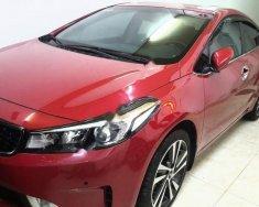 Cần bán Kia Cerato đời 2017, màu đỏ  giá 640 triệu tại Ninh Bình