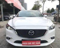 Bán xe Mazda 6 2.5 Facelift 2017, màu trắng giá 999 triệu tại Hà Nội
