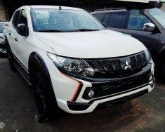 Bán xe Mitsubishi Triton 2018, màu trắng, xe nhập, giá chỉ 576 triệu giá 576 triệu tại Tp.HCM