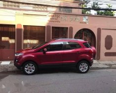 Bán Ford EcoSport sản xuất năm 2016, màu đỏ còn mới, giá tốt giá Giá thỏa thuận tại Đà Nẵng