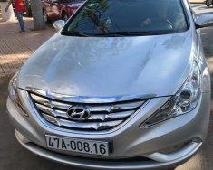 Chính chủ bán Hyundai Sonata Y20 năm 2011, màu bạc, nhập khẩu giá 620 triệu tại Đắk Lắk