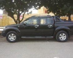 Bán Nissan Navara LE 2.5MT 4WD năm 2011, màu đen, xe nhập giá 390 triệu tại Nghệ An