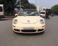 Chính chủ bán Volkswagen Beetle 2.5AT đời 2009, màu kem (be), nhập khẩu giá 699 triệu tại Hà Nội