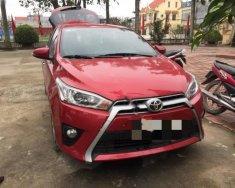 Chính chủ bán Toyota Yaris 1.5G SX 2017, màu đỏ, nhập khẩu giá 645 triệu tại Hải Phòng