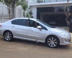 Bán xe Peugeot 408 SX 2014, màu bạc, nhập khẩu giá 585 triệu tại Gia Lai