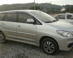 Chính chủ bán xe Toyota Innova E đời 2016, màu bạc giá 645 triệu tại Hà Nội