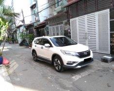 Cần bán xe Honda CRV 2016 màu trắng cực đẹp giá 865 triệu tại Tp.HCM