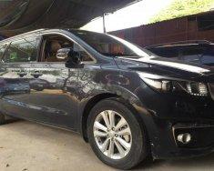 Bán xe Kia Sedona 3.3 GATH đời 2016, màu xanh giá 1 tỷ 200 tr tại Hà Nội