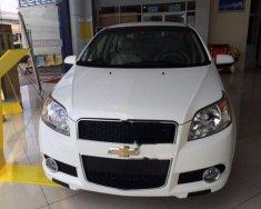 Bán Chevrolet Aveo LT 1.4 MT đời 2018, màu trắng giá 459 triệu tại Tp.HCM