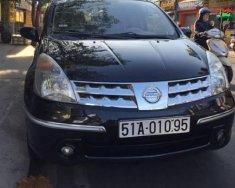 Bán xe Nissan Grand livina đời 2010, màu đen giá 378 triệu tại Tp.HCM