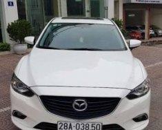 Bán xe Mazda 6 2.5 2016, màu trắng số tự động, giá chỉ 822 triệu giá 822 triệu tại Hà Nội