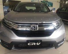 Cần bán xe Honda CR V 2018, màu bạc, nhập khẩu, giá cạnh tranh giá 958 triệu tại Tp.HCM