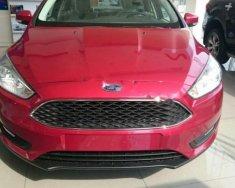 Bán Ford Focus Trend 1.5L đời 2018, màu đỏ  giá 610 triệu tại Tp.HCM