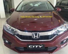 Honda City CVT năm 2018, màu đỏ, giá tốt giao tháng 3 giá 559 triệu tại Tiền Giang